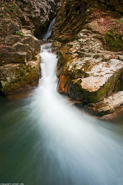 Cascade Mystèrieuse - Le Grand-Bornand - Haute-Savoie