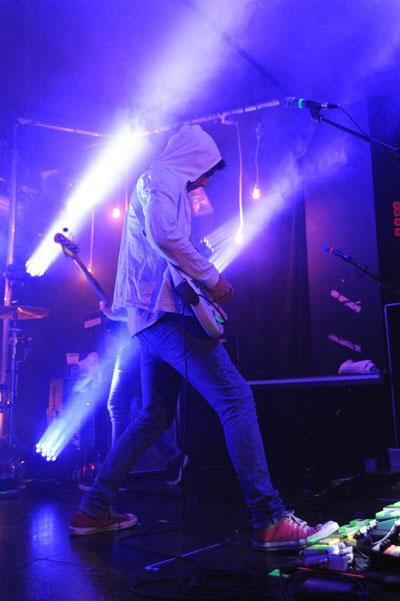 Twin Atlantic, O2 Academy 02/12/11