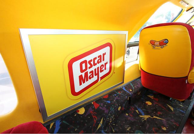 RELSHME, A Touring Oscar Mayer Wienermobile