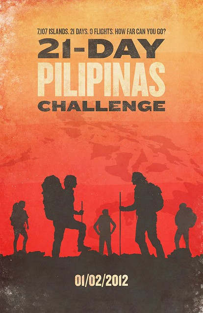 21 Day Pilipinas Challenge
