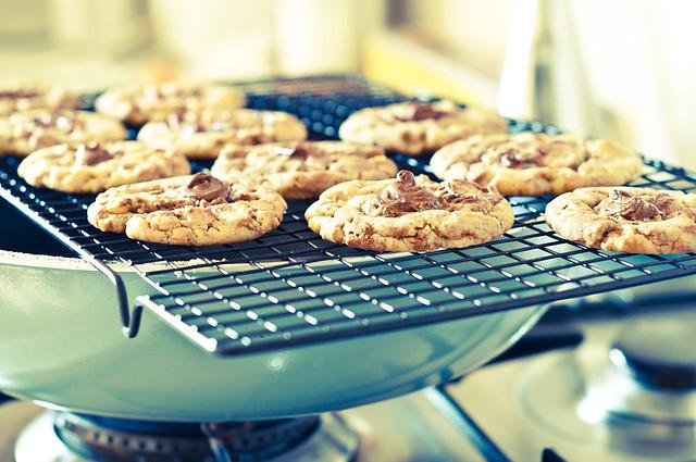 Peanut Nutella Cookies-16