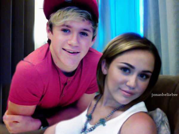 niall and miley