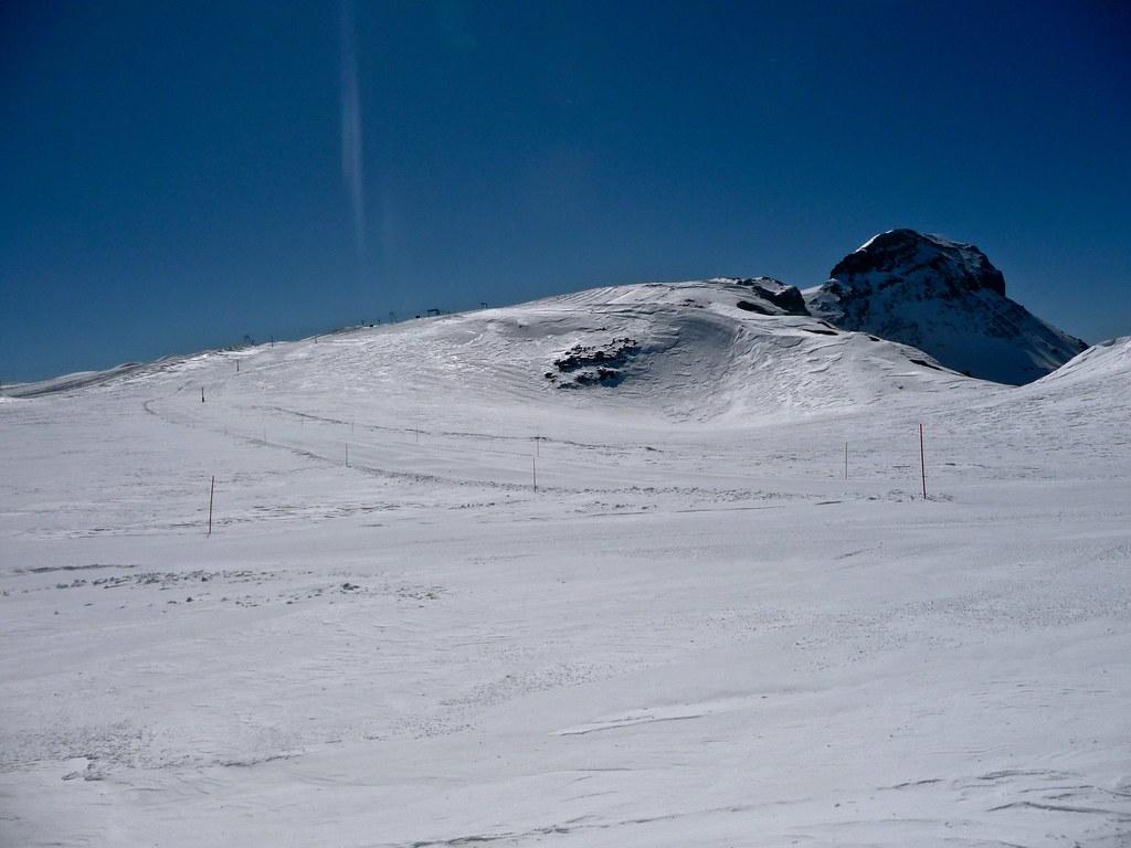Les Diablerets - Glacier 3000