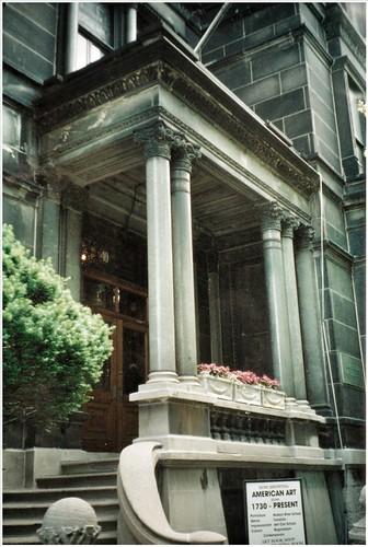 Samuel Nickerson Mansion (Driehaus Museum) ~ Chicago Il ~ Film 1995