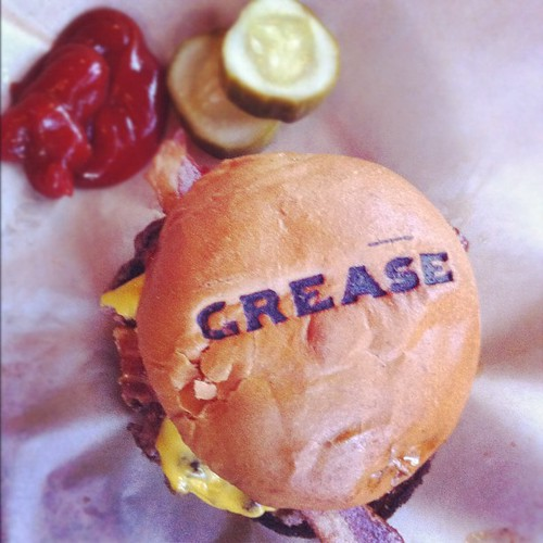 Grease #burger