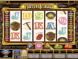 Fortune Finder Slot Machine