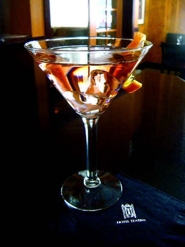 The Diamond-tini