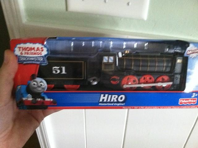 Seventy dollar train