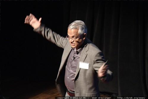Veerabhadran Ramanathan of Scripps Institution of Oceanography speaks to TEDxSanDiego    MG 3798