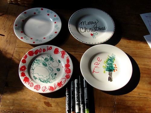 Painting Plates 3
