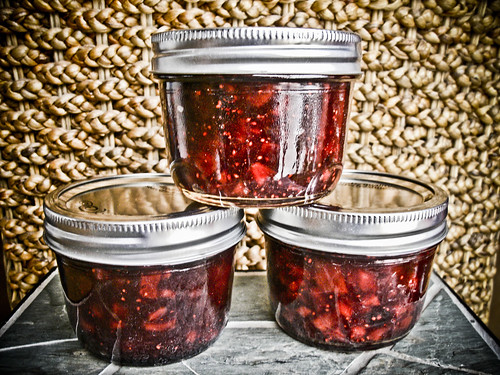 Apple Cranberry Conserve