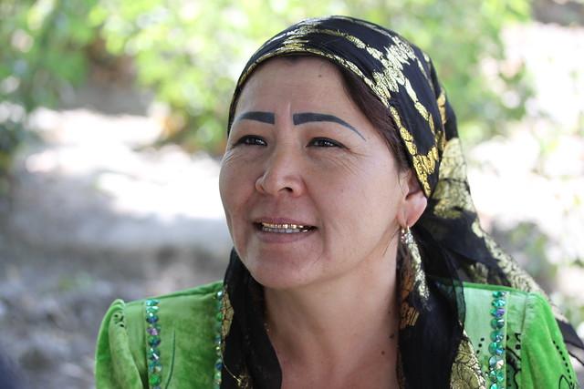 A Wistful Smile - Samarkand, Uzbekistan | Flickr - Photo ...
