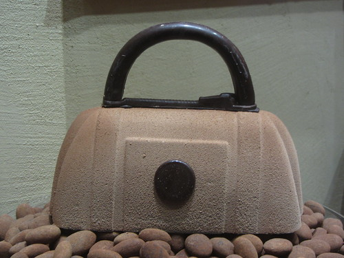 who doesn't need a chocolate handbag?