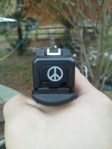 glock peace