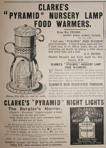 Clarke's Food Warmers