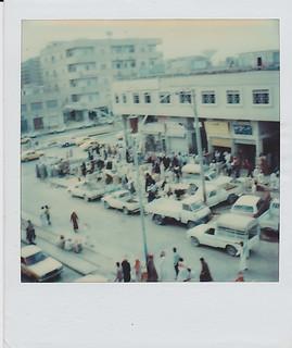 Saudi Arabia - Old Al Batha in Riyadh 1979