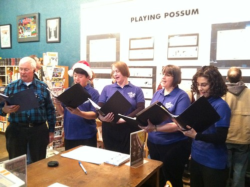 Choir of the Sound at the Fantagraphics Bookstore & Gallery
