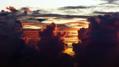 sunset sky nature weather clouds dramatic stlucia westindies johndalkin heavensgatejohn eastwindsinn