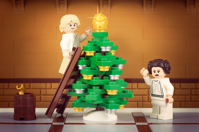 Christmas at The Skywalkers' (B)