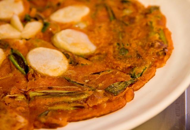 Kimchi pancake, Arirang
