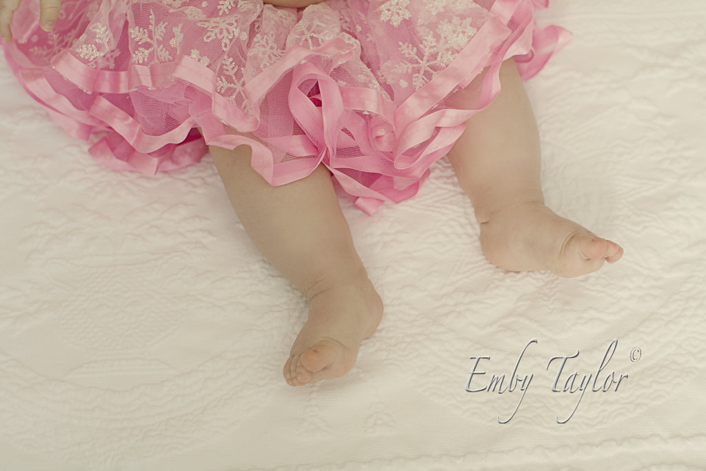 Winter Tutu Baby Child Family photographer