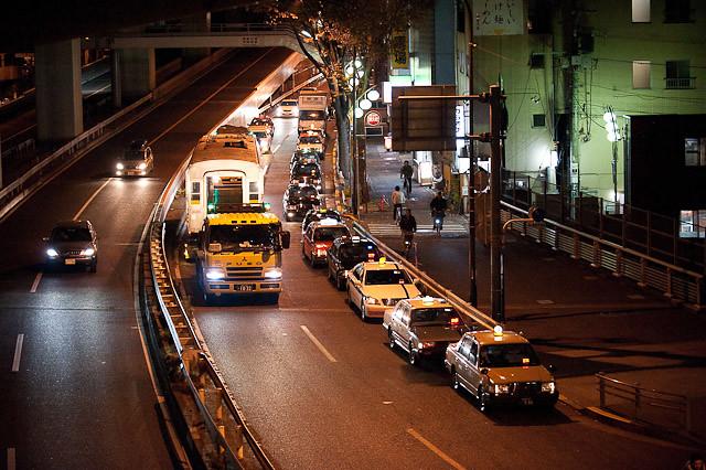 京王電鉄井の頭線3000系 3028F デハ3128・デハ3078 陸送