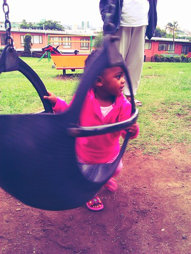 Thanda And The Swing