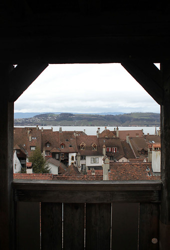 murten {morat}, switzerland