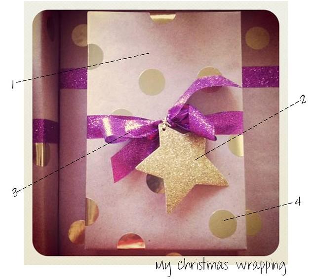 Christmas wrapping 2