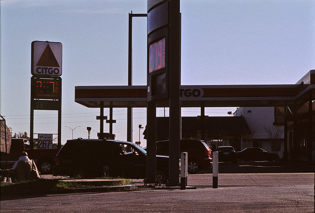 Petrol Drunkards (in Kodachrome 200)