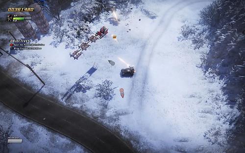 Renegade Ops - Get Santa!