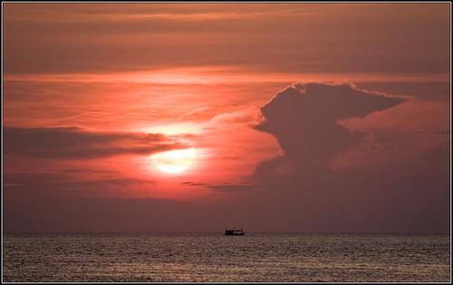 Phuket Sunset 13 December