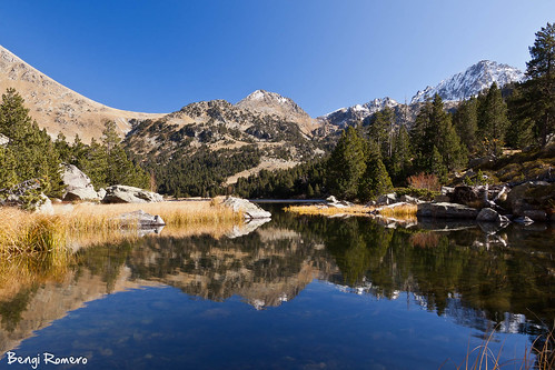 Estany Llong by Bengiromero