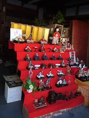 水, 2011-10-26 01:09 - お蔵のお人形さん巡りの展示