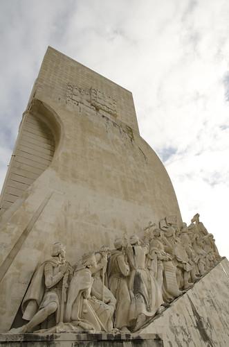Monumento das Descobertas - Belém