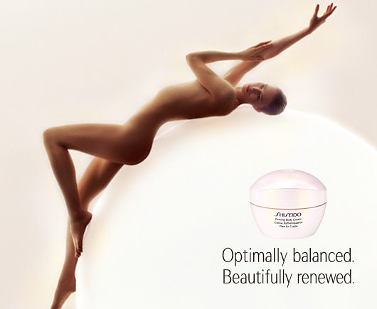 SHISEIDO  Body Care - Windows Internet Explorer 22.12.2011 234218-1