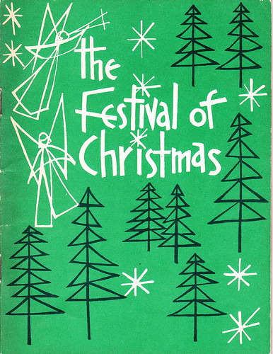 The Festival of Christmas: Cover