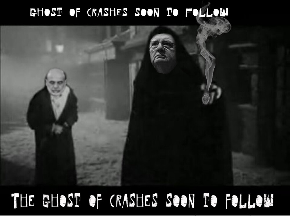 GHOST OF CRASHES
