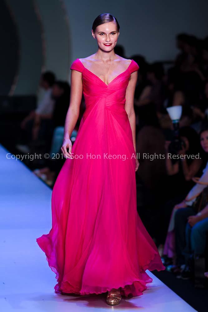 MIFW 2011 (Its MIFA) - Bridal Glitz @ Zebra Square, KL, Malaysia