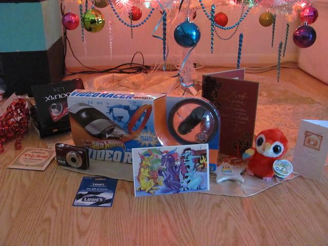 Christmas Loot 2011