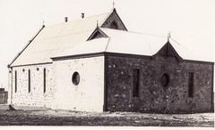 Dublin Methodist Church showing rear extension in 1921