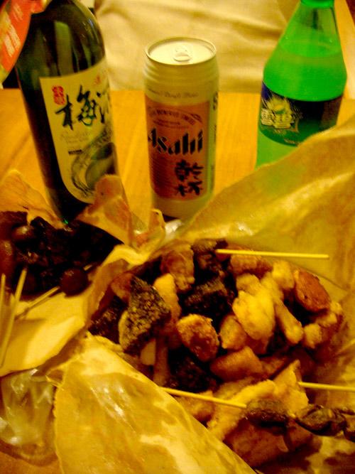 小琉球鹹酥雞