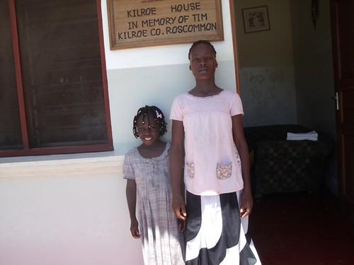 Annie & her sister Margaret Shiro