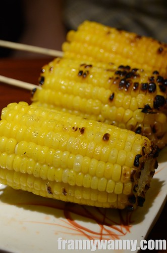 yakitori corn