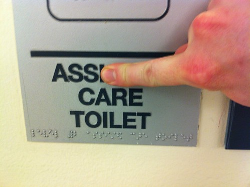 Ass Care Toilet