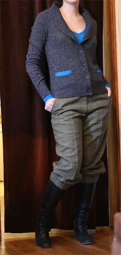 Harris Tweed Breeches
