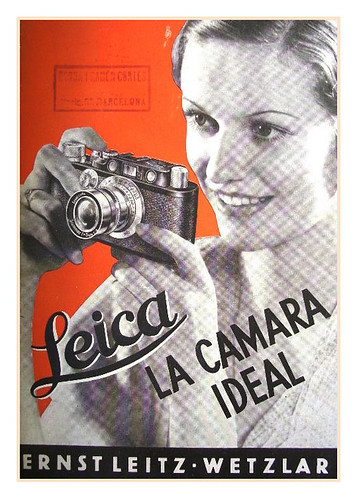 Leica, la cámara ideal.  by Octavi Centelles
