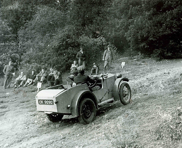 1948 Lotus Seven Mk 1 Ex 1930 Austin Seven Saloon
