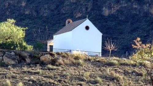 Sierra de Gádor - chapel near Illar