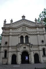 Tempel Synagogue, Kraków